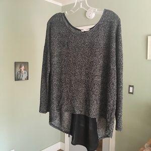 Nasty Gal Sweaters - Nasty Gal Peek Performance Asymmetrical Sweater